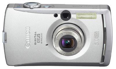Canon IXUS Wireless