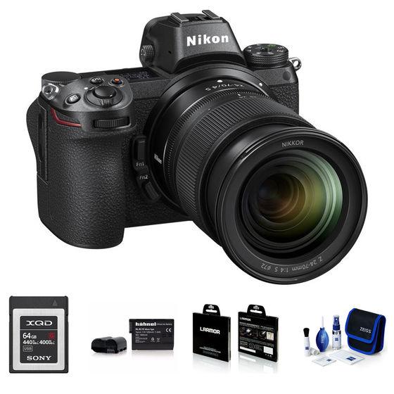 Nikon Z6 + 24-70 mm - Foto kit