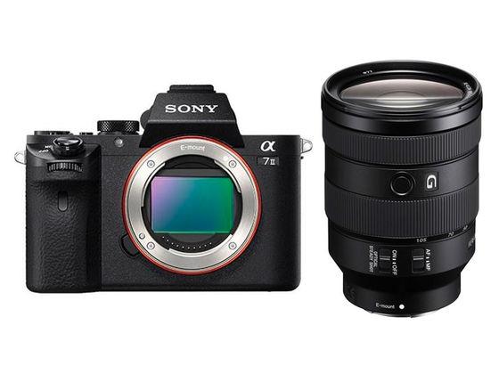 Sony Alpha A7 II + FE 24-105 mm f/4,0 G OSS SEL