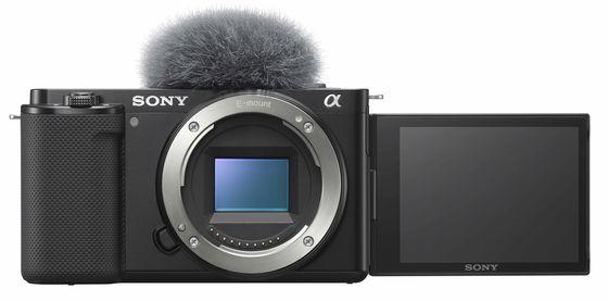 Sony Alpha ZV-E10 vlogovací fotoaparát