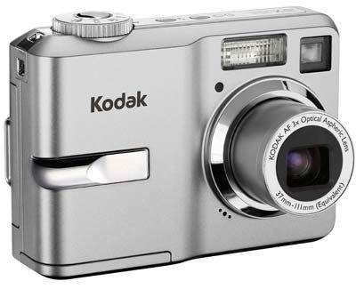 Kodak Easyshare C743 + nabíječka + akumulátor