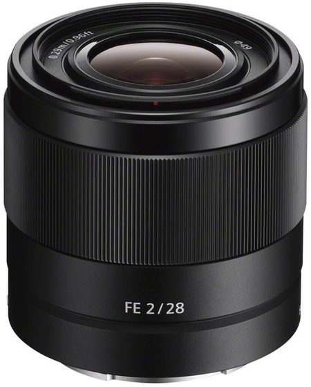 Sony FE 28 mm f/2,0 SEL