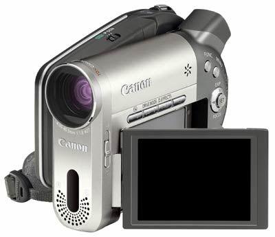 Canon DC 10 DVD