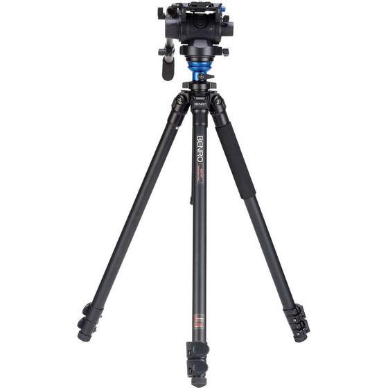 Benro A2573F + videohlava S6