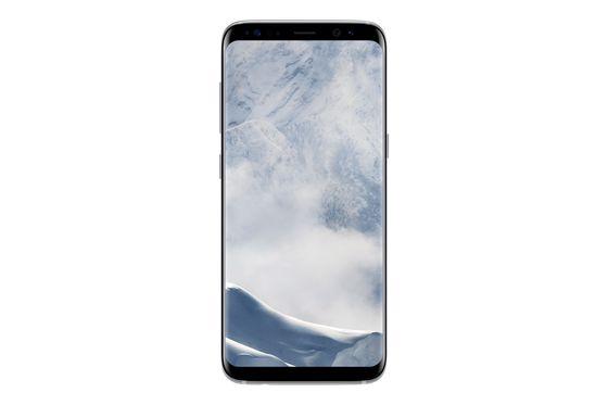 Samsung Galaxy S8 LTE G950F stříbrný - Zánovní!