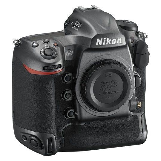 Nikon D5 tělo 100th anniversary limitovaná edice