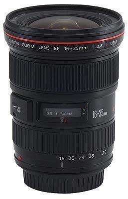 Canon EF 16-35 mm f/2,8 L USM