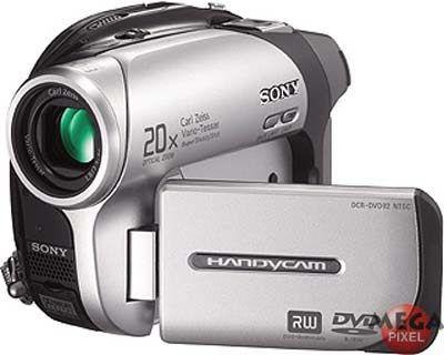 Sony DCR-DVD92E