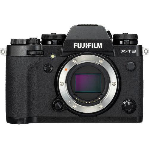 Fujifilm X-T3 - Foto kit