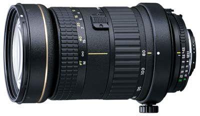 Tokina AT-X 80-400 mm F 4,5-5,6 D pro Nikon