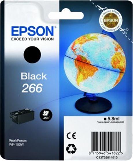 Epson Singlepack T26614010 Black 266 - černá