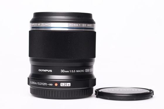 Olympus M.ZUIKO ED 30mm f/3,5 Macro bazar