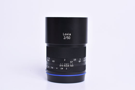 Zeiss Loxia T* 50mm f/2 pro Sony E bazar