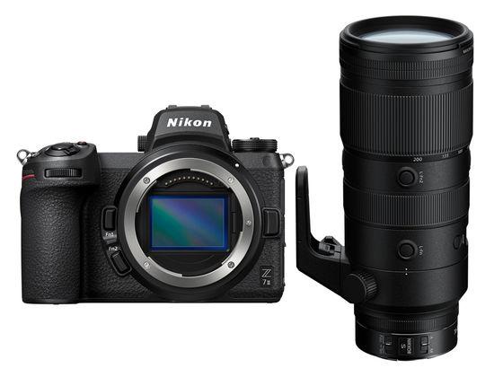 Nikon Z7 II + 70-200/f 2,8