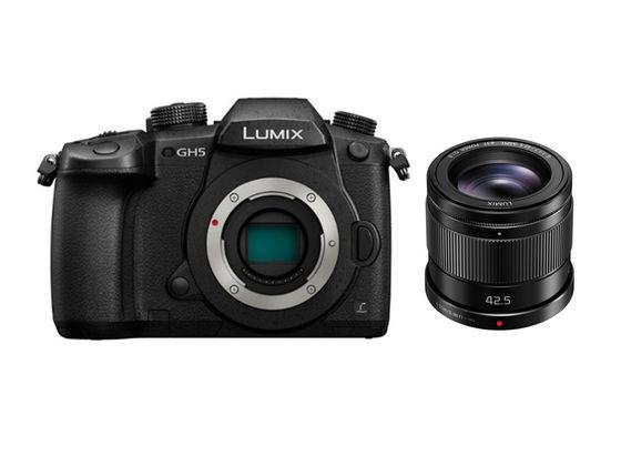 Panasonic Lumix DC-GH5 + 42,5 mm f/1,7
