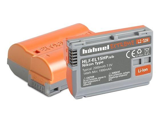 Hähnel Extreme akumulátor EN-EL15 (HLX-EL15HP) pro Nikon