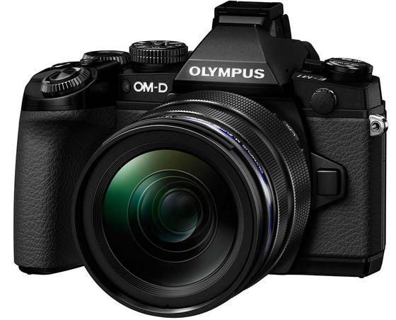 Olympus OM-D E-M1 + 12-40 mm