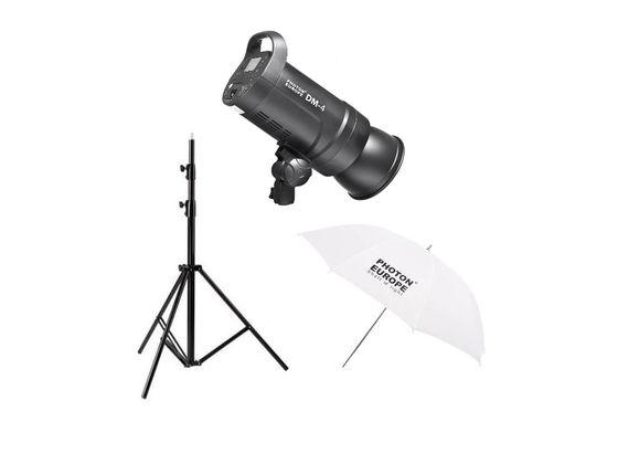 Photon Europe set Master Pro DM-4 s deštníkem a softboxem bazar