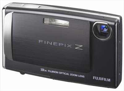 Fuji FinePix Z10fd černý