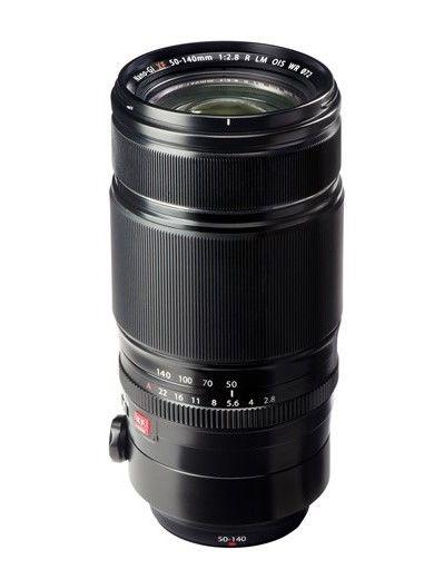 Fujifilm XF 50-140 mm f/2,8 R LM OIS WR