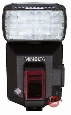 Konica Minolta blesk HS 5600