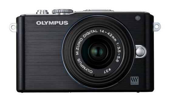 Olympus E-PL3 tělo