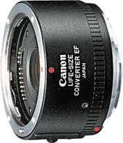 Canon Life Size Converter EF for EF 50 macro