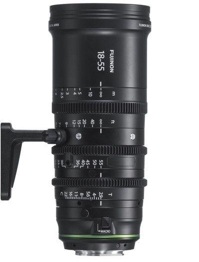 Fujinon MKX 18-55 mm T2,9 pro Fuji X