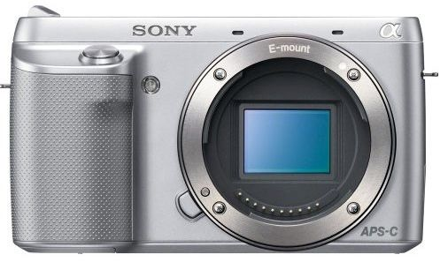 Sony NEX-F3 tělo