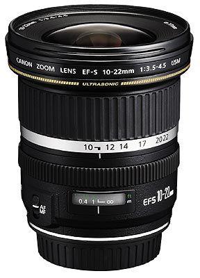 Canon EF-S 10-22mm f/3,5-4,5 USM a EF 70-300mm f/4-5,6 IS USM