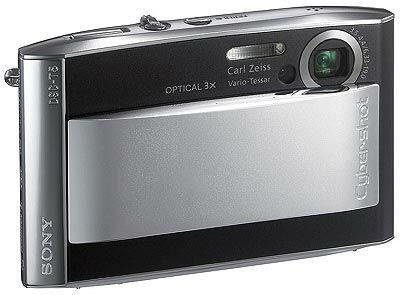 Sony DSC-T5 černý