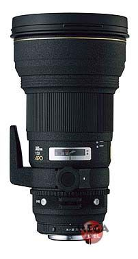 Sigma 300 mm F 2,8 APO EX DG HSM pro Sigma + utěrka Sigma zdarma!