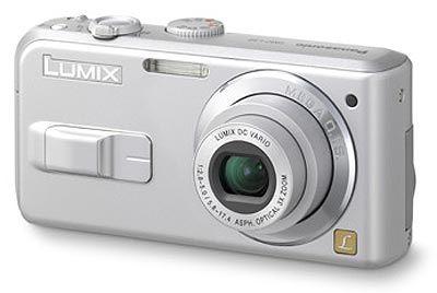 Panasonic DMC-LS3