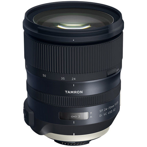 Tamron SP 24-70 mm F/2.8 Di VC USD G2 pro Nikon