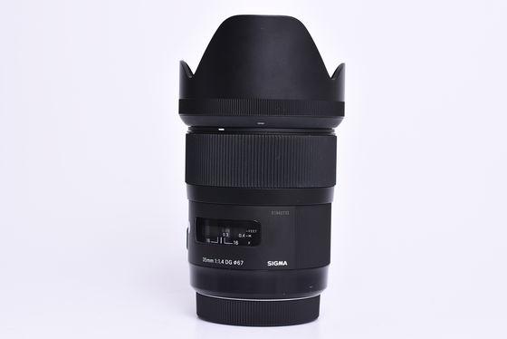 Sigma 35mm f/1,4 DG HSM Art pro Canon bazar