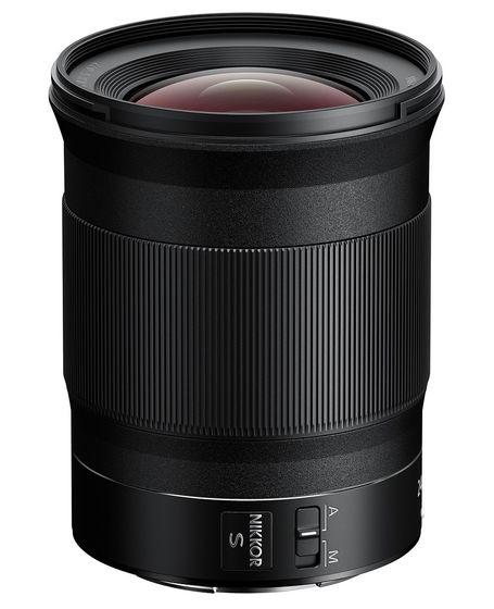 Nikon Z 24 mm f/1,8 S