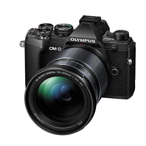 Olympus OM-D E-M5 Mark III + 12-200 mm