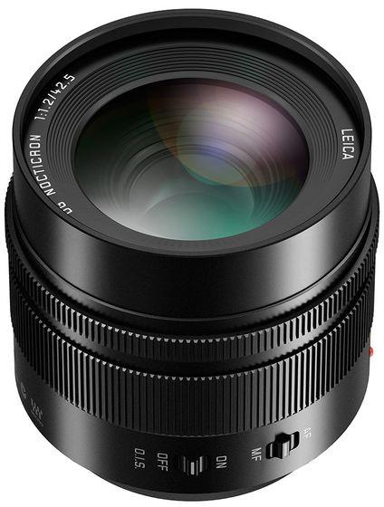 Panasonic Leica DG Nocticron 42,5 mm f/1,2 ASPH. Power O.I.S