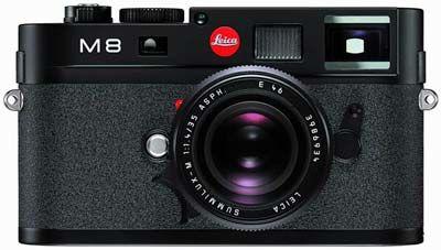 Leica M8 černý
