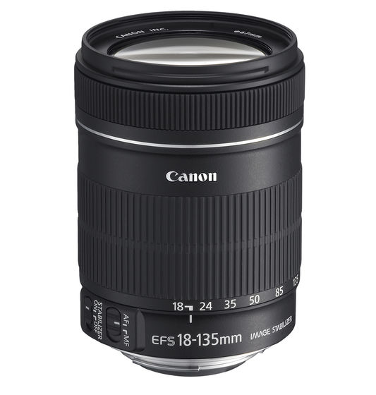 Canon EF-S 18-135 mm F 3,5-5,6 IS