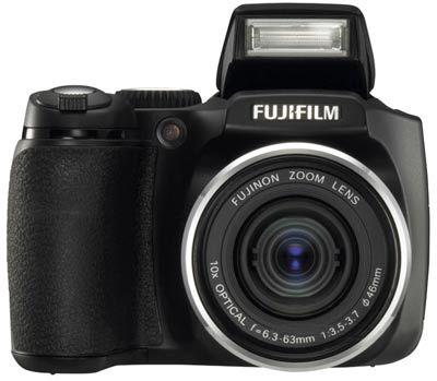 Fuji FinePix S5700 černý