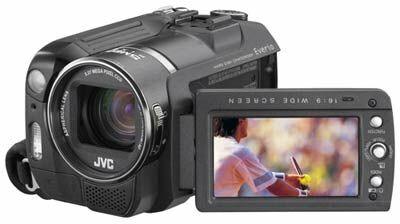 JVC GZ-MG575