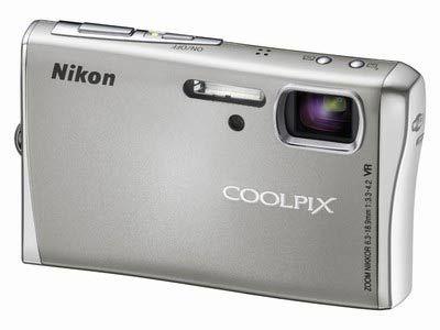 Nikon CoolPix S51c stříbrný
