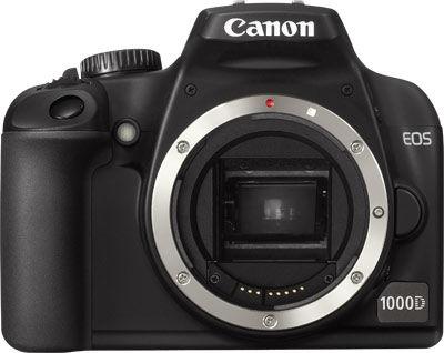 Canon EOS 1000D tělo