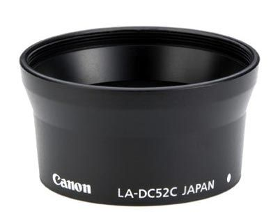 Canon adaptér konvertoru LA-DC52