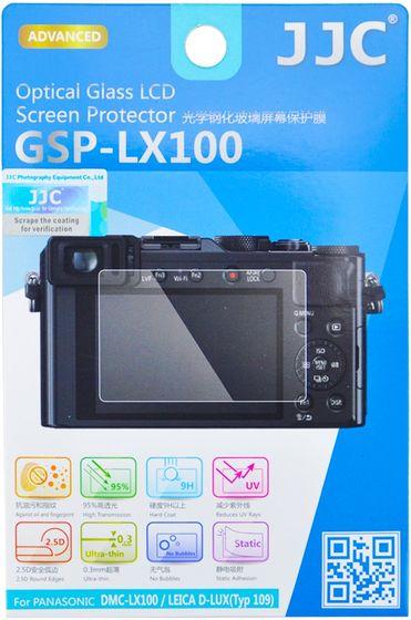 JJC ochranné sklo na displej pro Panasonic LX100, Leica D-Lux (Typ 109)