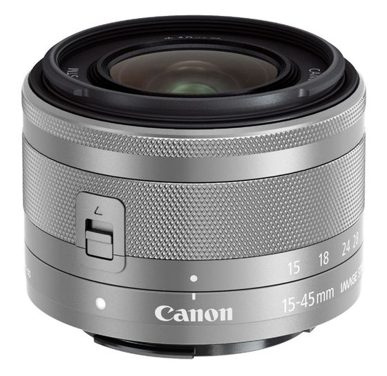 Canon EF-M 15-45 mm f/3,5-6,3 IS STM