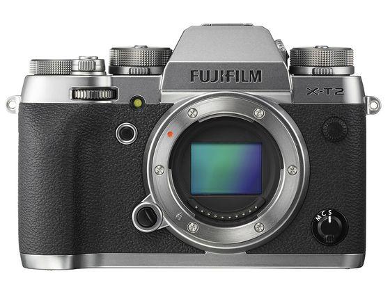 Fujifilm X-T2 tělo grafitový
