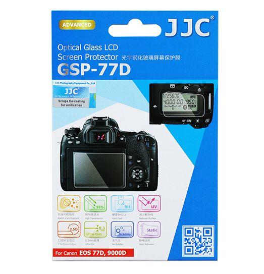 JJC ochranné sklo na displej pro Canon EOS 77D
