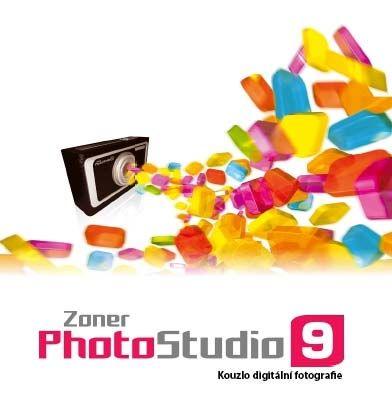 Zoner Photo Studio 9 Home